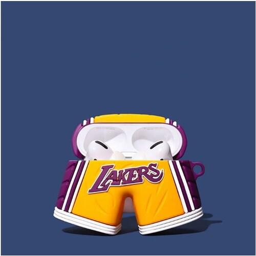 Lakers – Θήκη Silocone – AirPods Pro