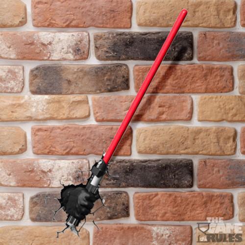 STAR WARS – 3D Φωτιστικό Τοίχου – Darth Vader
