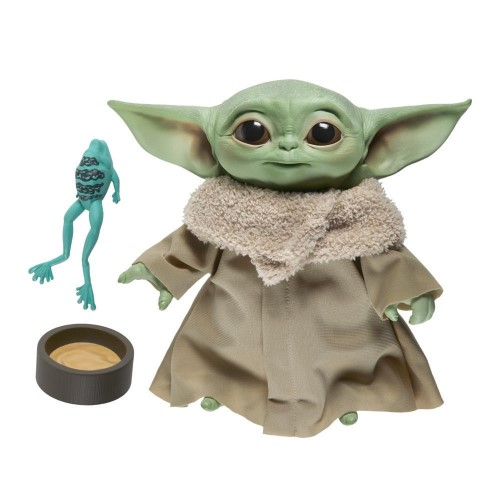 STAR WARS – Figure – Baby Yoda Toy with sounds 19cm