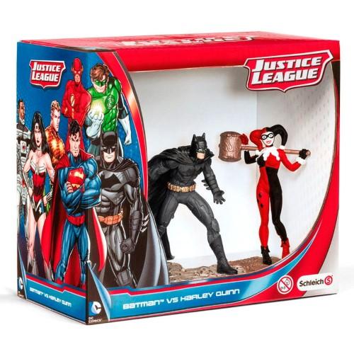 DC – Φιγούρα – Batman vs Harley Quinn