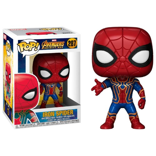 AVENGERS – Funko Pop Figure – Iron Spider
