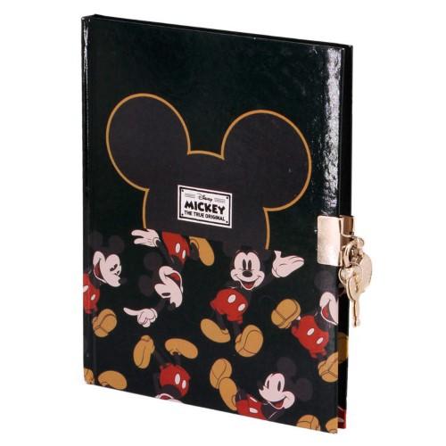 DISNEY – Σημειωματάριο – Mickey Logo with Key