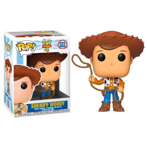 DISNEY – Pop Figure – Woody