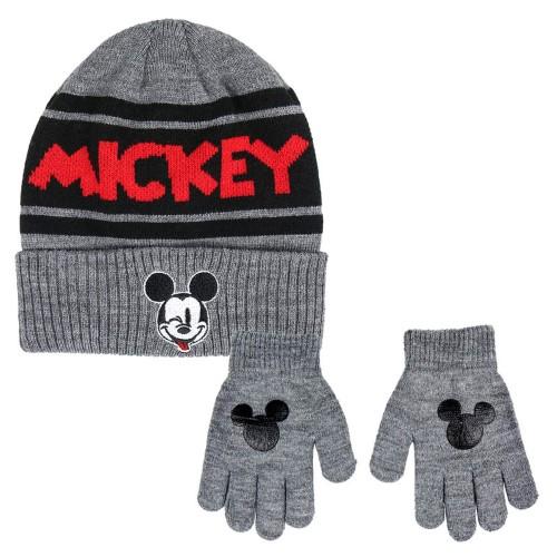 DISNEY – Σκούφος & Γάντια – Mickey