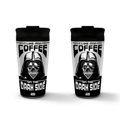 STAR WARS – Travel Metallic Mug – Dark Side