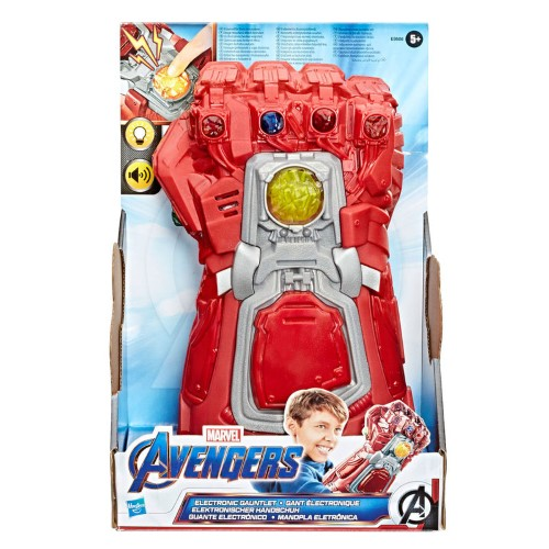 MARVEL – Electronic Gauntlet – Iron Man