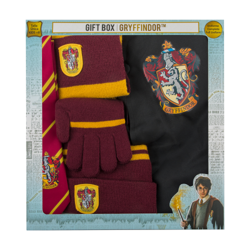 HARRY POTTER – Uniform Set – Griffindor