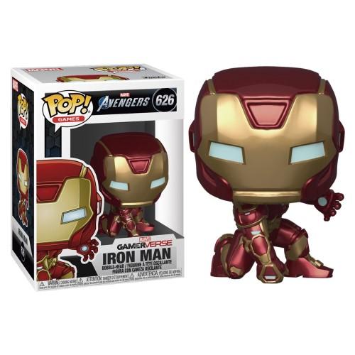 MARVEL – Funko Pop Figure – Iron Man