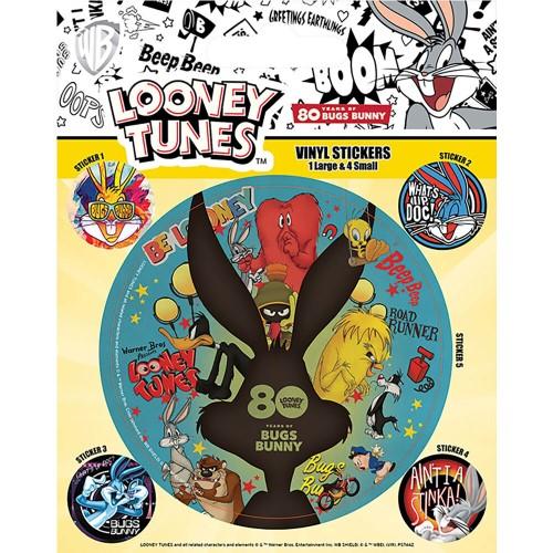 LOONEY TUNES – Αυτοκόλλητα – Bugs Bunny