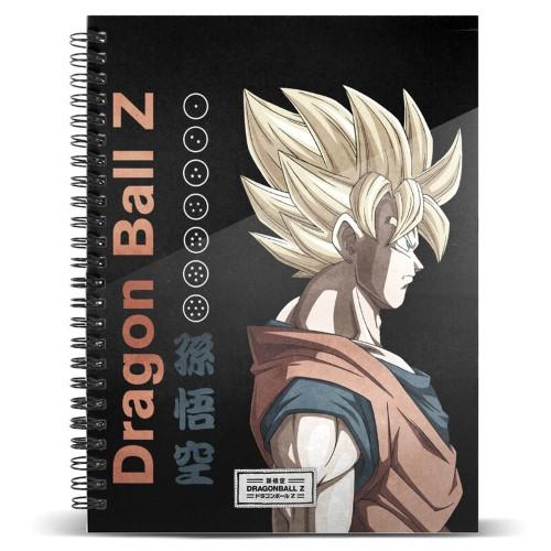 DRAGON BALL – Σημειωματάριο – Dragon Ball Z A4