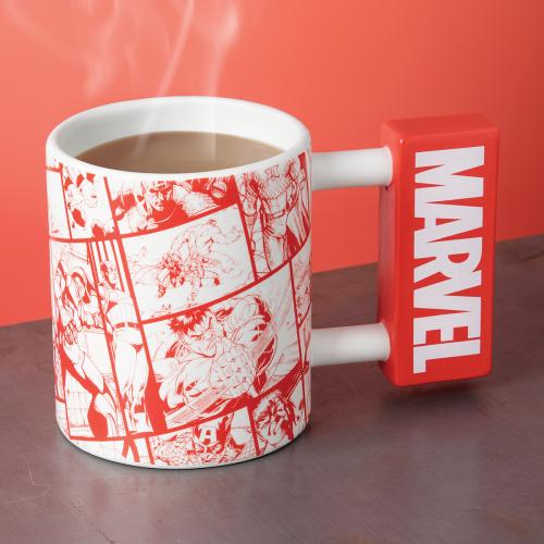MARVEL – Κούπα – Logo 3D