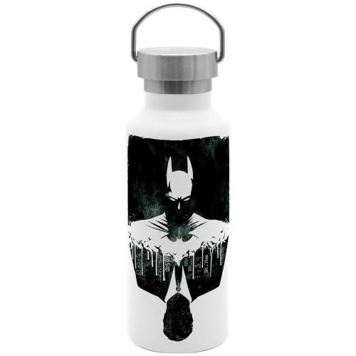 DC – Παγούρι – Batman Λευκό