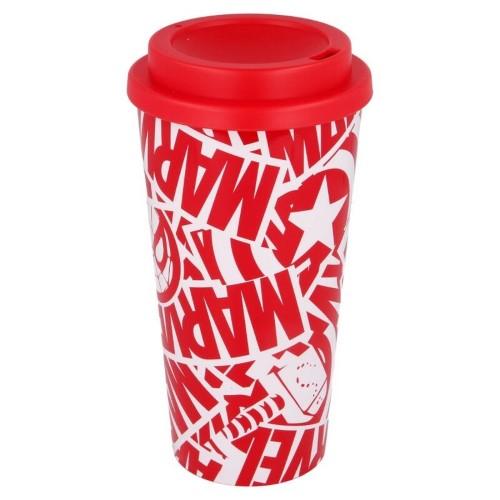 MARVEL –  Παγούρι – Logo Coffee Mug
