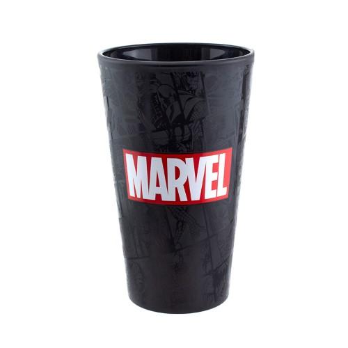 MARVEL – Ποτήρι – Logo Black