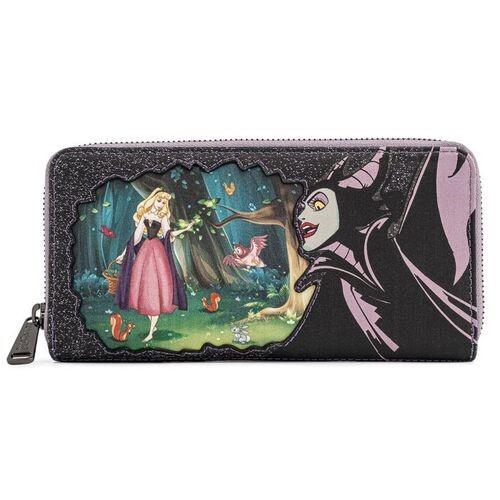 DISNEY – Πορτοφόλι – Maleficent Scene