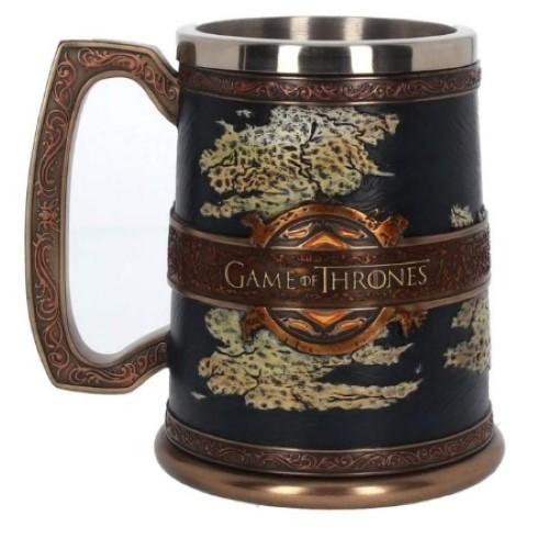 GAME OF THRONE – Tankard Mug – The Seven Kingdoms