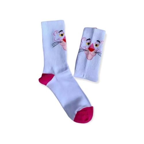 PINK PANTHER – Κάλτσες – Logo White
