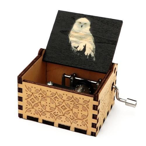 HARRY POTTER – Μουσικό Κουτί – Hedwig
