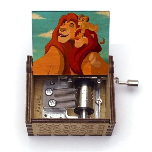 DISNEY – Μουσικό Κουτί – Lion King Family