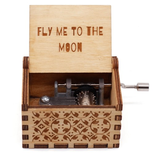 MUSIC BANDS – Μουσικό Κουτί – Fly Me To The Moon
