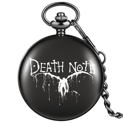 DEATH NOTE – Ρολόι Τσέπης – Logo