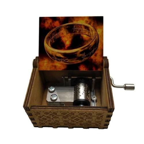 LORD OF THE RINGS – Μουσικό Κουτί – Ring