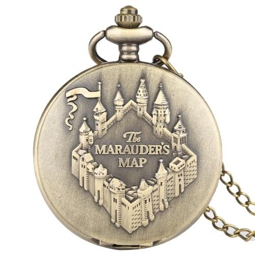 HARRY POTTER – Ρολόι Τσέπης – Map