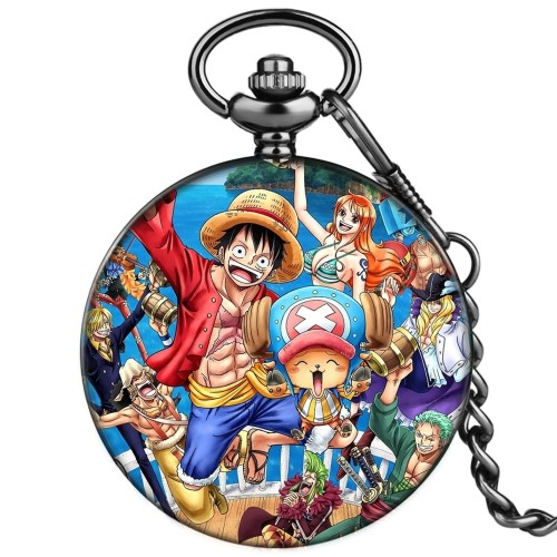 ONE PIECE – Ρολόι Τσέπης – Characters