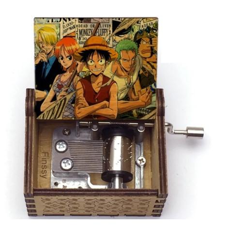 ONE PIECE  – Μουσικό Κουτί – Characters