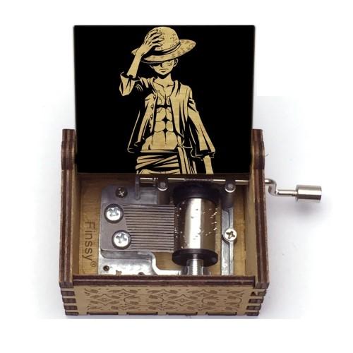 ONE PIECE  – Μουσικό Κουτί – Luffy
