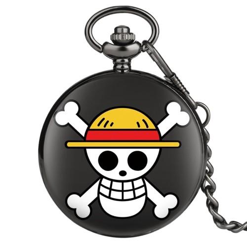 ONE PIECE – Ρολόι Τσέπης – Mugiwara Pirates