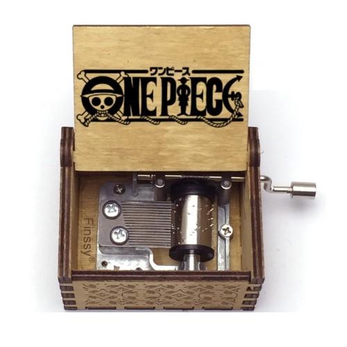 ONE PIECE  – Μουσικό Κουτί – Logo